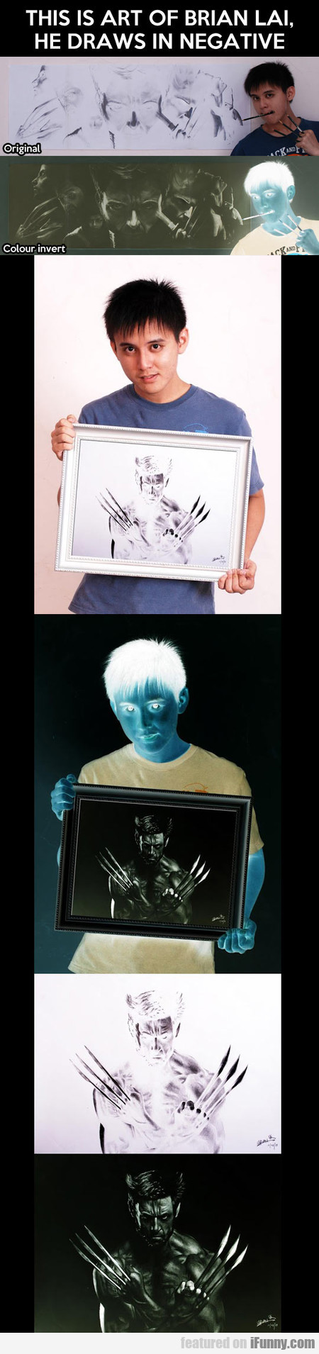 This Is Art Of Brian Lai