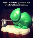 Wonderful Tape Dispenser
