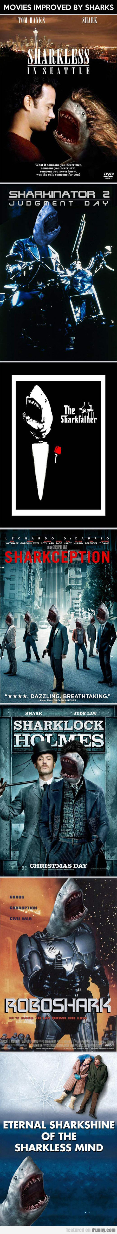 Movies Improved By Sharks - Part 2