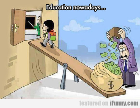 Education Nowadays