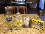 Alcoholism Level - Engineer