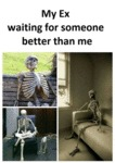 My Ex Waiting For Someone