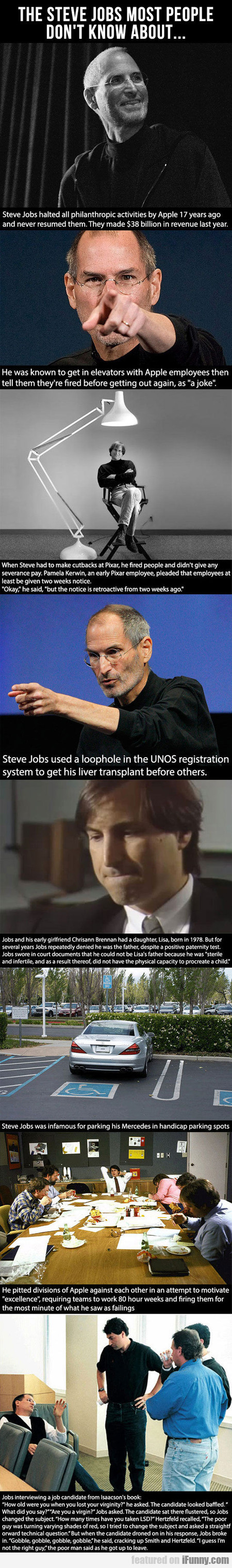 The Steve Jobs Most People Don't Know About