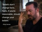 Beliefs Don't Change Facts