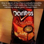One In Seven Of The Chips Is Actually Incredibly..