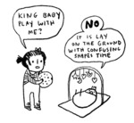 King Baby Play With Me?