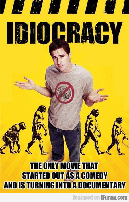 The Only Movie That Started Out As A Comedy