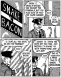 Damn It, Snake'n'bacon! You Caught The Criminals