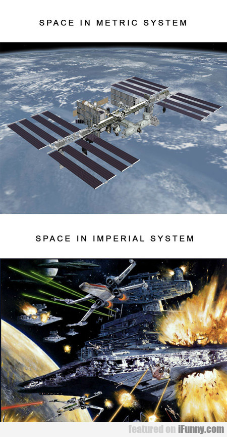 Space In Imperial System