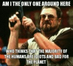 Am I The Only One Who Thinks That The Majority...