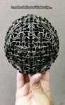 I Made A Ball Out Of Binder Clips