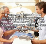 If You Work In Customer Service