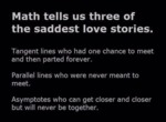 Math Tells Us Three Of The Saddest Love Stories