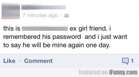 This Is Ex Girl Friend