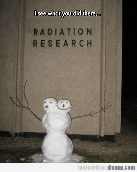 Olaf At Radiation Research
