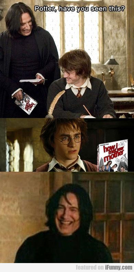 Potter, Have You Seen This?