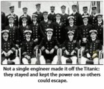 Not A Single Engineer Made It Off The Titanic
