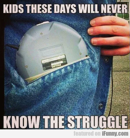 The Struggle That Has Been Part Of My Childhood
