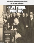 The Creator Of The Telephone, Testing It