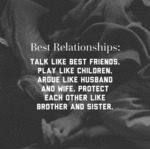 Best Relationships