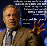 A Decent Society Wouldn't Push Millions...