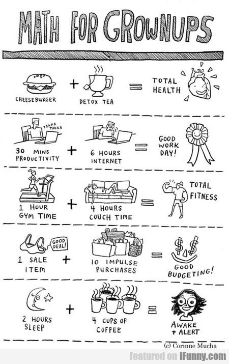 easy math for grownups
