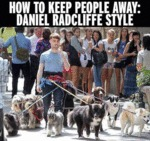 Daniel Radcliffe's Method Works