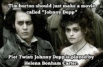 Johnny Depp Movie