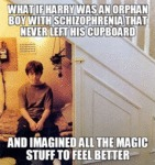 What If Harry Was An Orphan