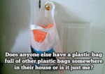 Does Anyone Else Have A Plastic Bag...