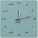 A Clock That Tells Time With Music