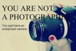 Not A Photographer