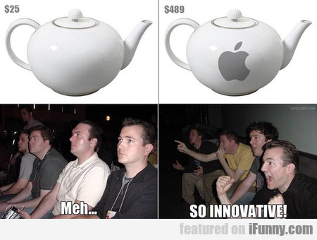That's Why Apple Products Cost So Much