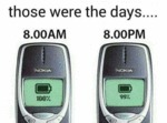 Those Were The Days....