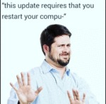 This Update Requires That You Restart Your Compu-