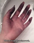 When You Accidentally Touch Your Soul