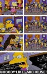 Milhouse Likes Lisa