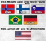 Where Americans Can Get A Free University Degree