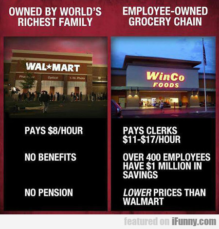 Walmart Vs Winco Foods