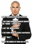 Every Pitbull Song Is The Same