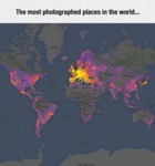 The Most Photographed Places In The World...