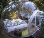 Would You Sleep In This Perfect Bubble Bed?