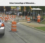 Urban Camouflage Of Milwaukee...