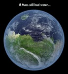 If Mars Still Had Water...