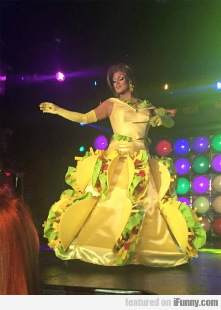 Drag Queen - Taco Belle