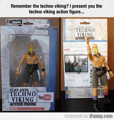 We Need More Meme Action Figures