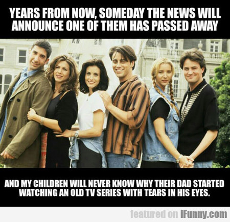 Years From Now