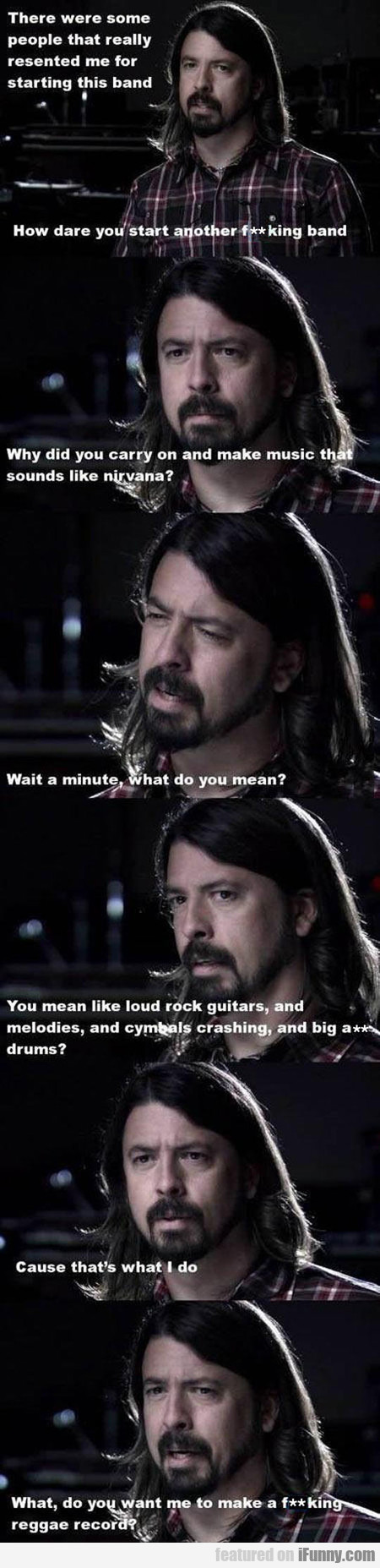I Love Dave Grohl