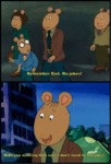 Arthur's Dad Is A Jerk