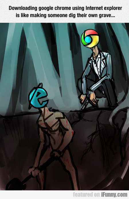 That Poor Internet Explorer